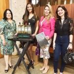 Ana Laura cachacie Cachaa Salinas Flvia e Laiza BebidaExpress hellip
